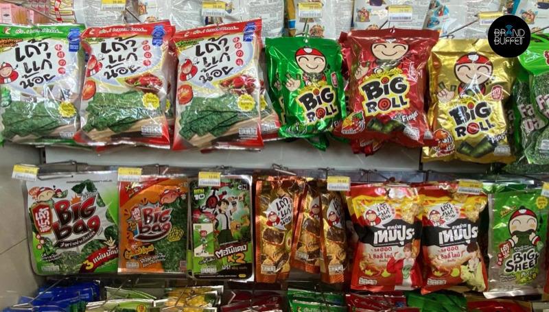 Taokaenoi_seaweed snack