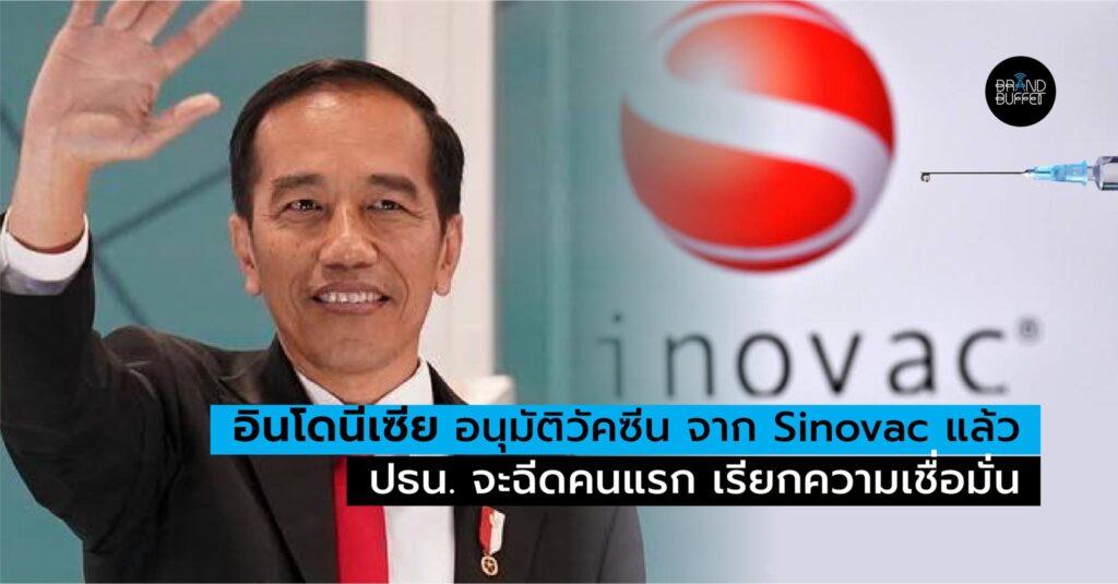indonesia coronavac sinavac biotech china vaccine