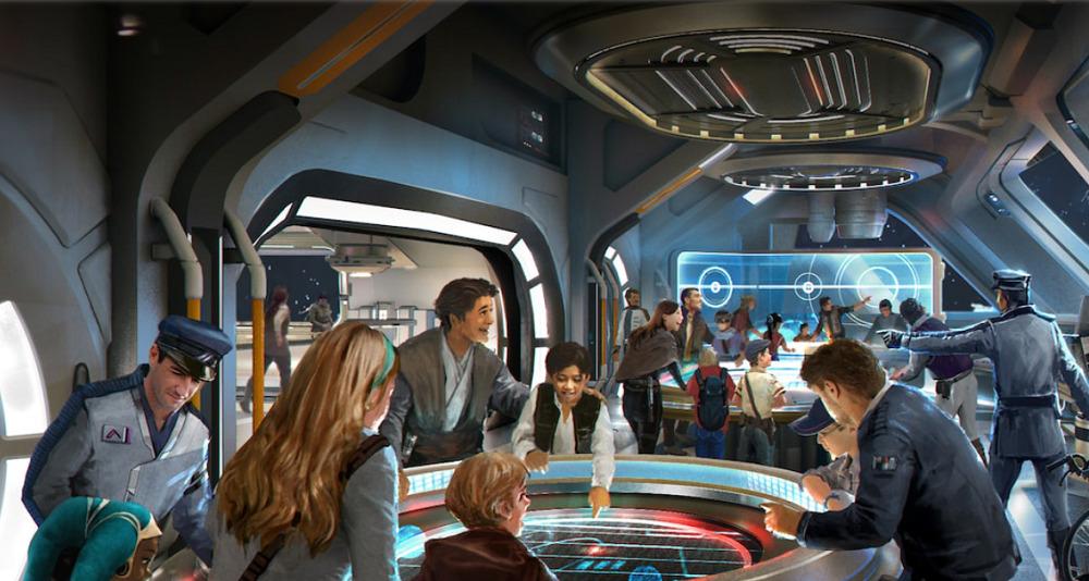 Star Wars: Galatic Starcruiser