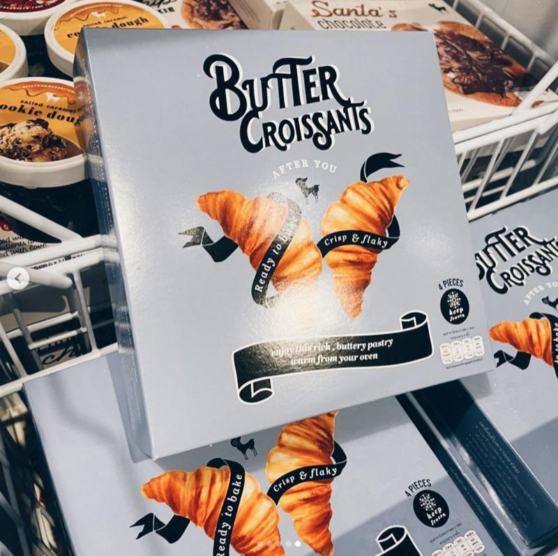 After You Frozen Butter Croissants