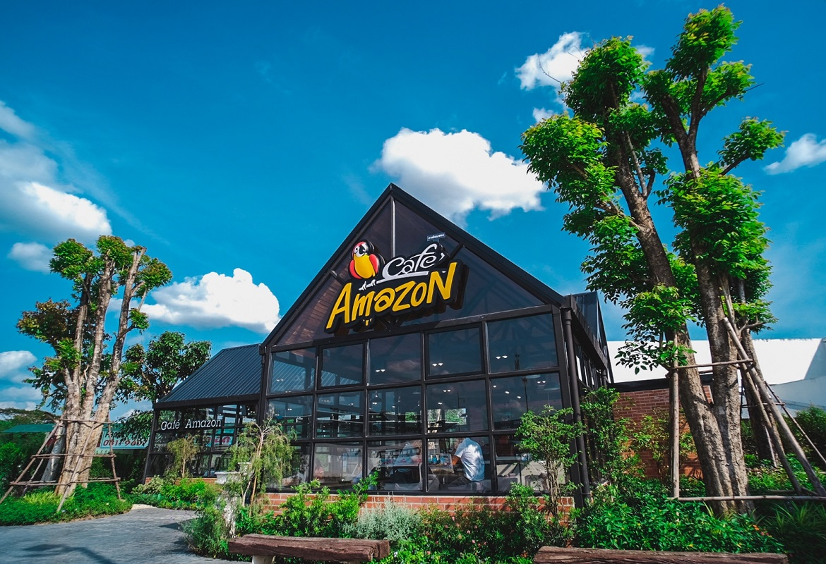 Cafe Amazon OR