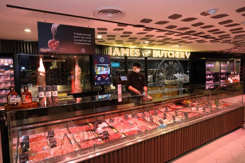 Central Food Hall_JAMES THE BUTCHER