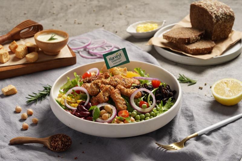 HARVEST GOURMET_Plant-based Foods_Salad