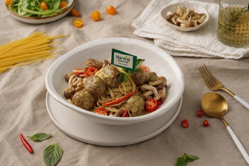 HARVEST GOURMET_Plant-based Foods_Spagetti
