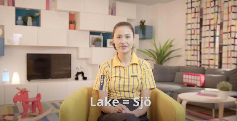 IKEA Learning from Home_Swedish