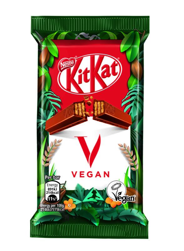 KitKat V Plant-based Chocolate