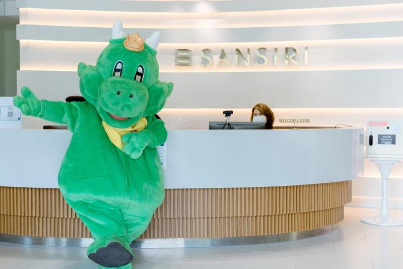 Sansiri x Bar B Q Plaza