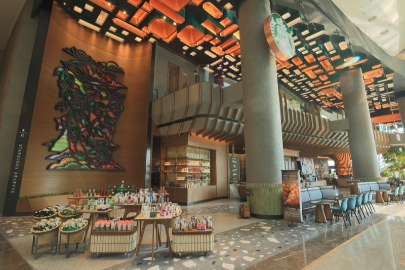 Starbucks Reserve Chao Phraya Riverfront - Store front