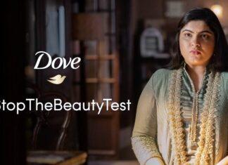 dove campaign india