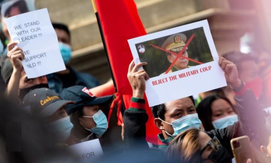 facebook ban myanmar
