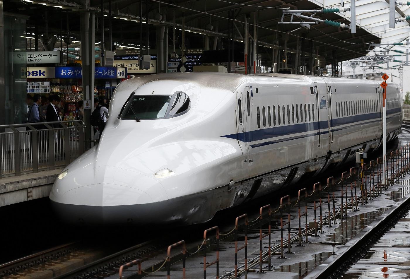 japan shinkansen nozomi