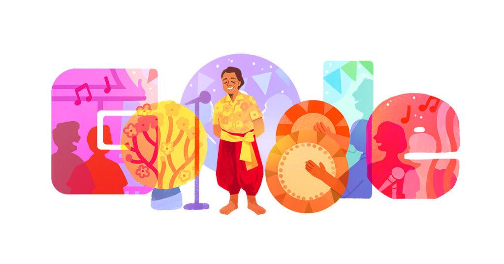 Google Doodle - Wangtae