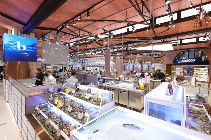Gourmet Market_80'BELOW by Thammachart seafood