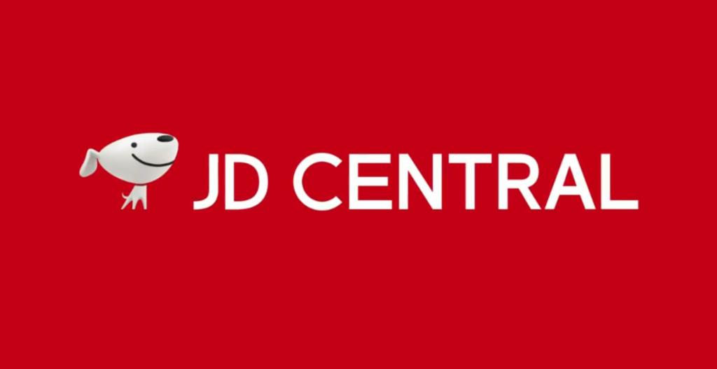 JD Central logo