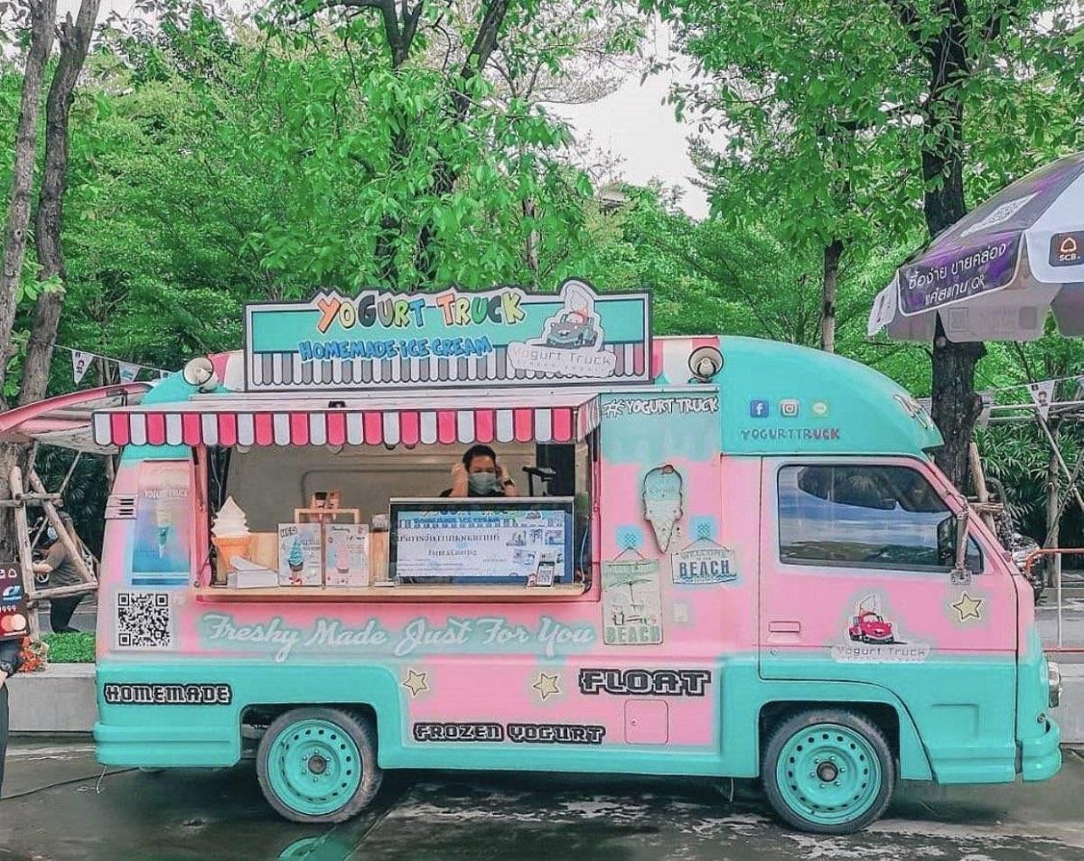 Sansiri food truck 3