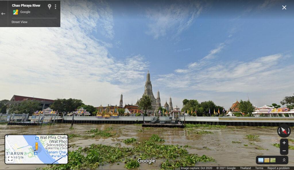 google river street view