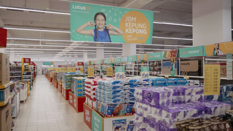Lotus's Malaysia