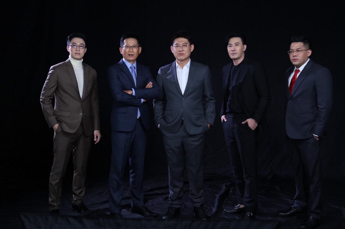 5 host tv news CH3 พิธีกรข่าวช่อง 3