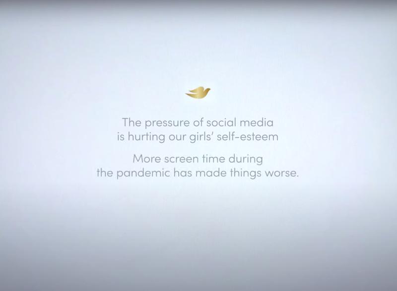 Dove Self-Esteem_Reverse Selfie Advertising