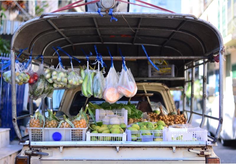 Food Truck Thai