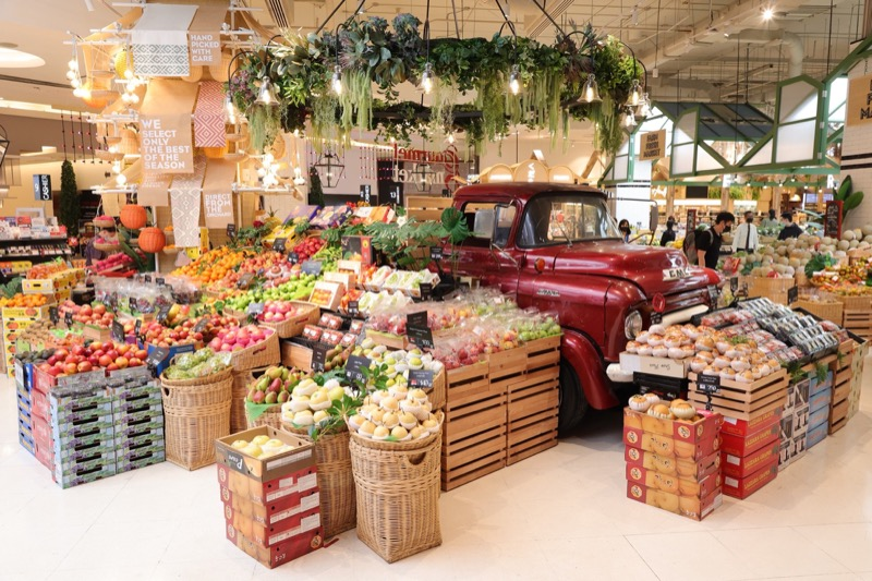 Gourmet Market_FARM FRESH MARKET - Fruit Truck