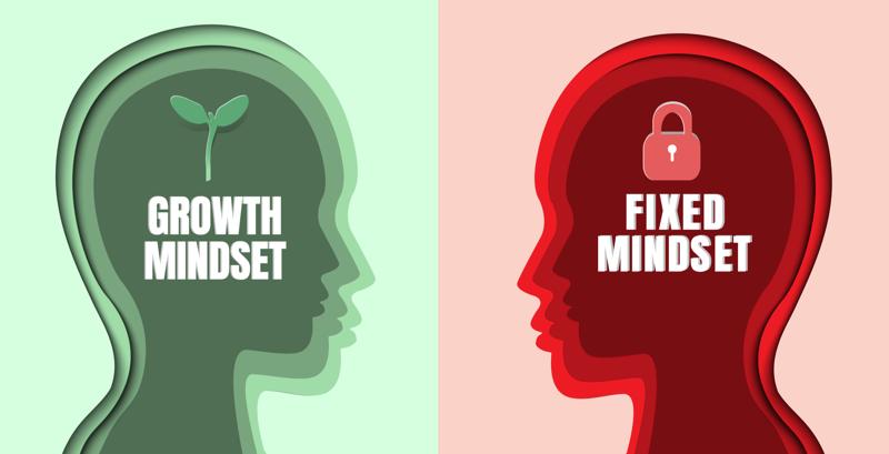 Growth Mindset - Fixed Mindset