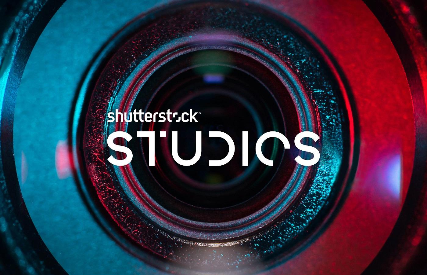 Shutterstock Studios Cover