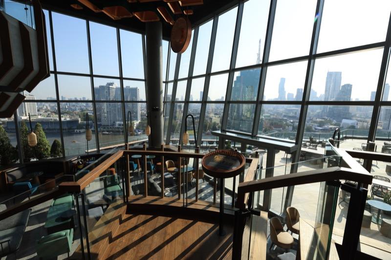 Starbucks-Reserve-Chao-Phraya-Riverfront-Staircase