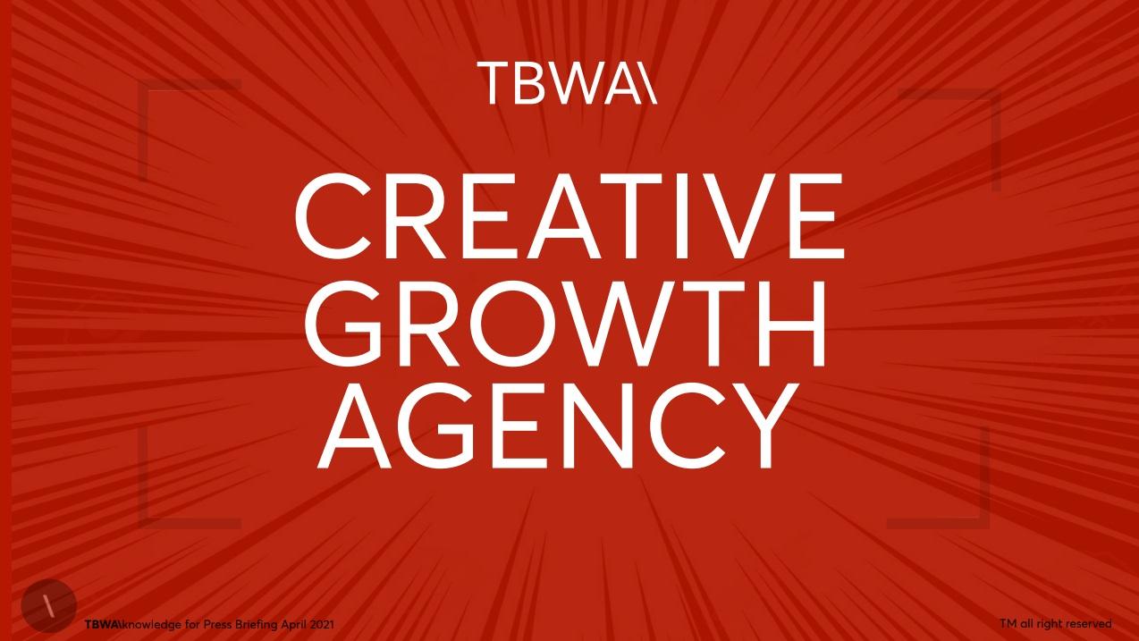 TBWA Creative Growth Agency