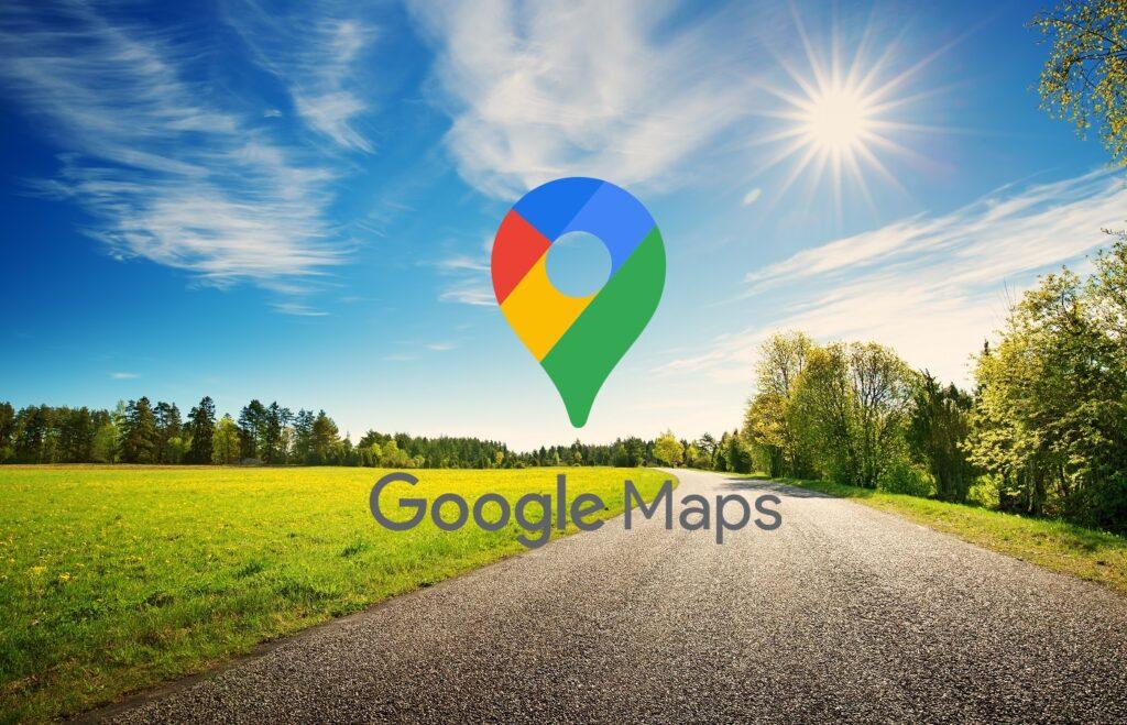 google maps greener 2