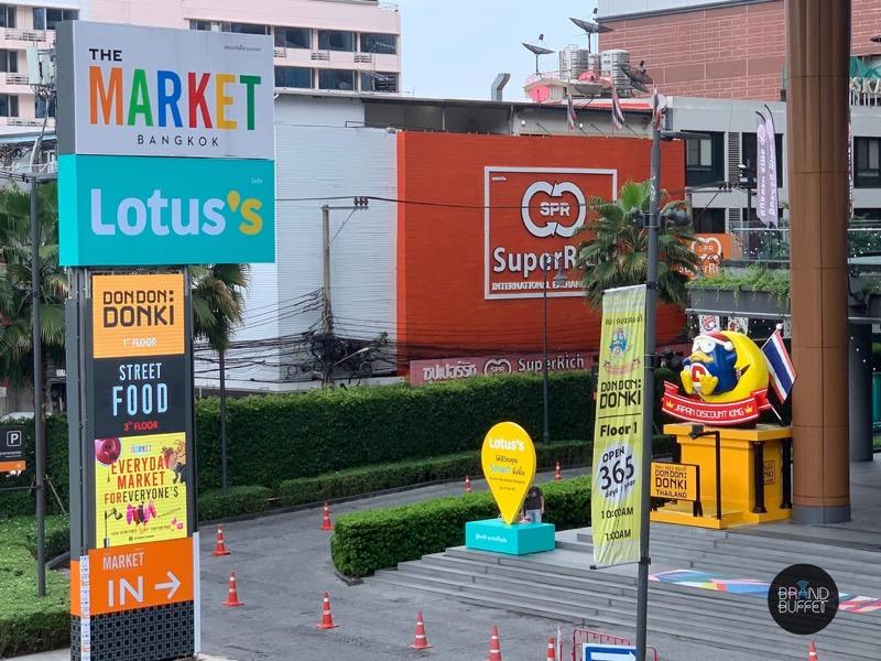 Lotus's The Market Bangkok