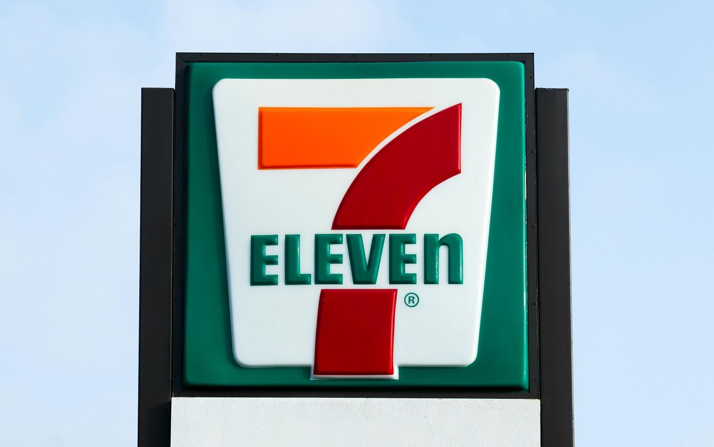 7-11 eleven