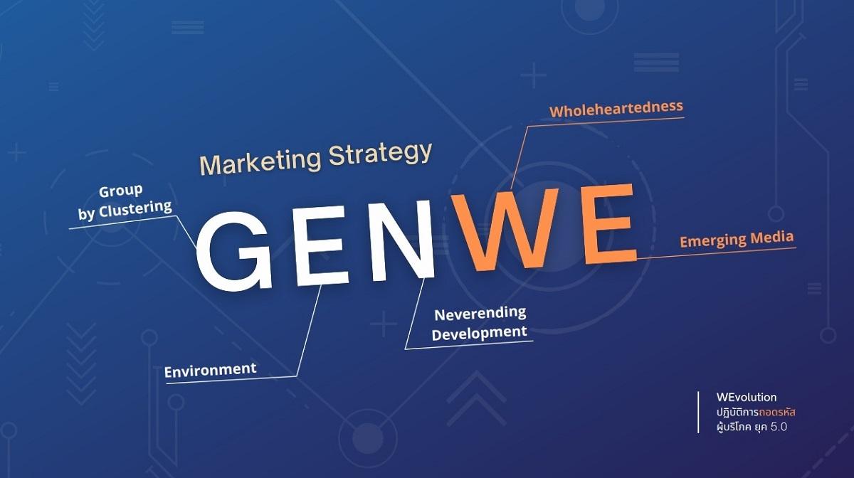 CMMU GenWe Strategy