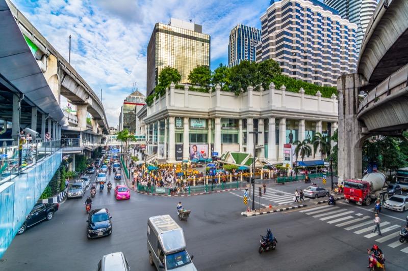 Ratchaprasong Bangkok Thailand