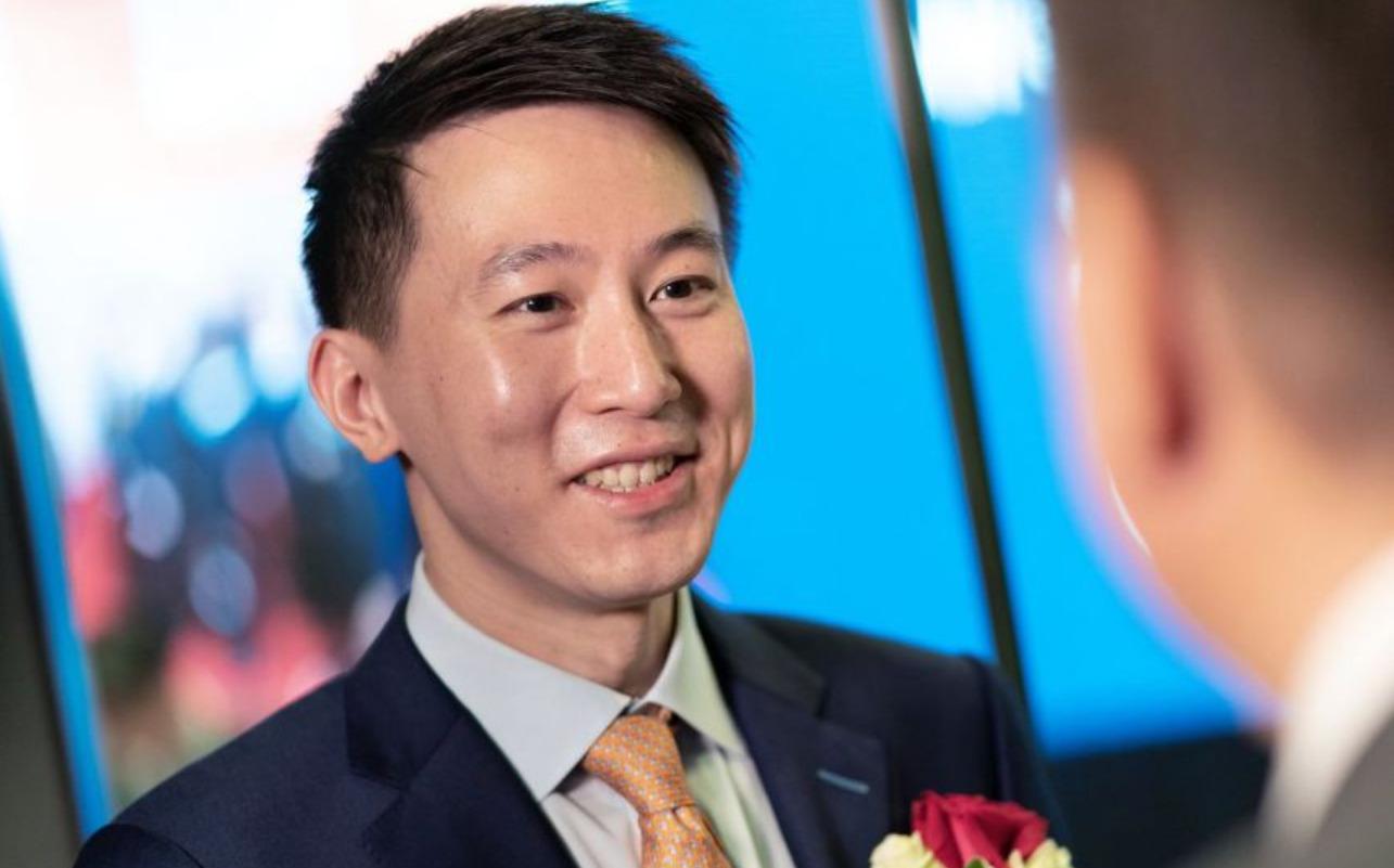 Shouzi Chew ซีอีโอคนใหม่ของ TikTok