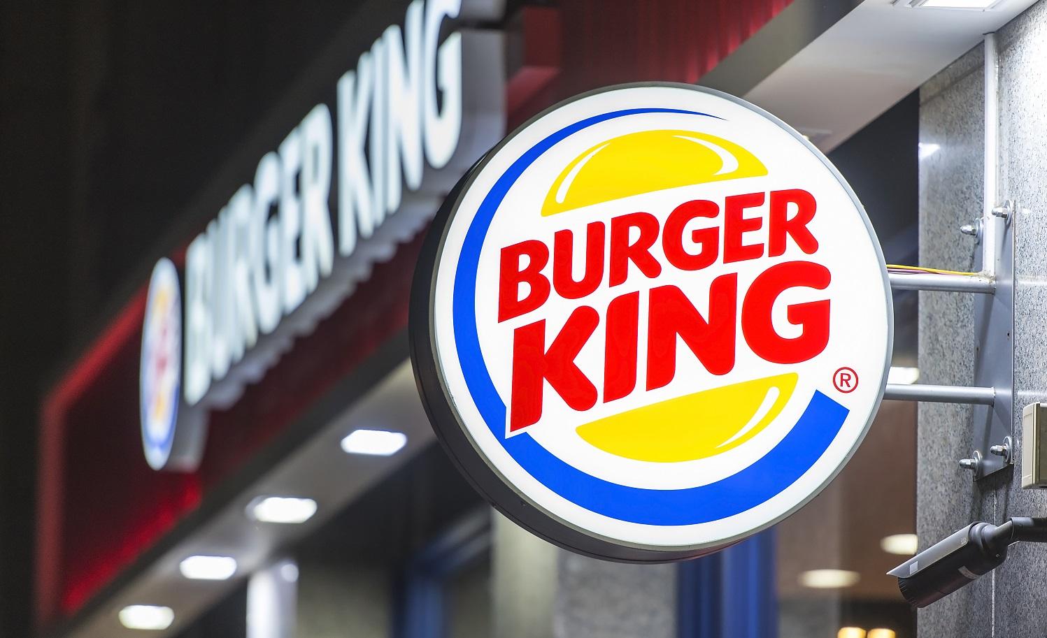 burger king logo เบอร์เกอร์คิง
