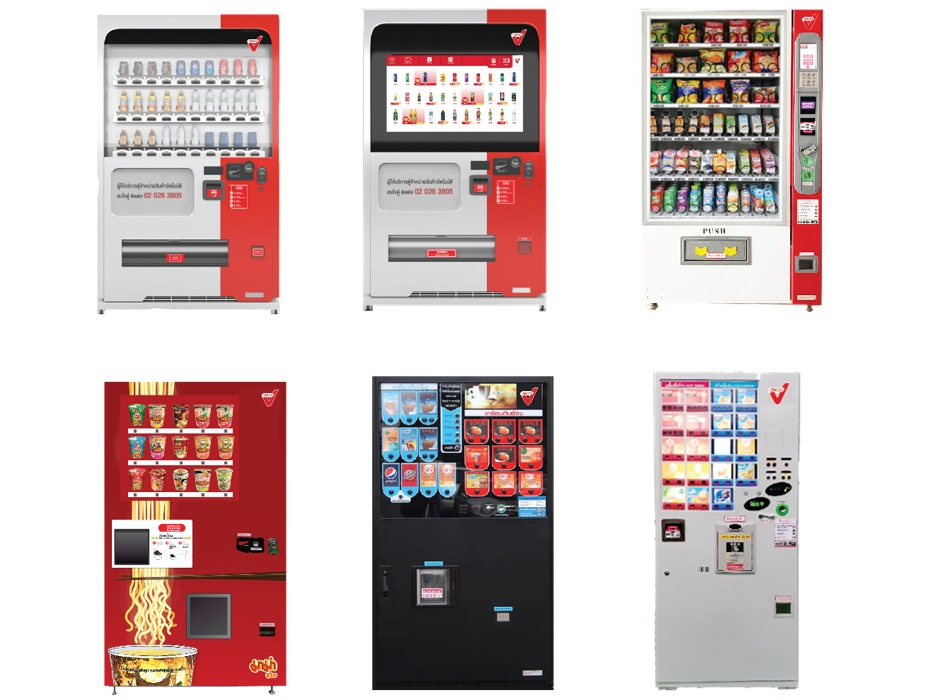 sun Vending-Machine