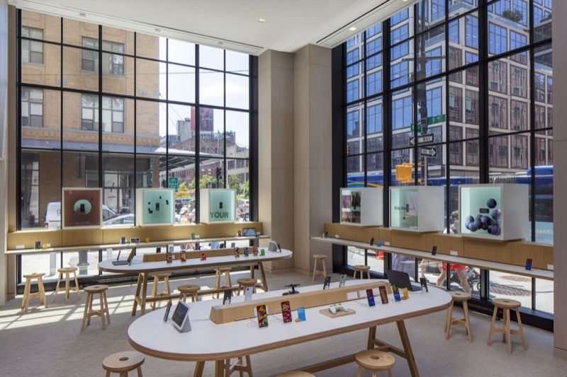 Google Store NYC_Interactive_Hardware_Space