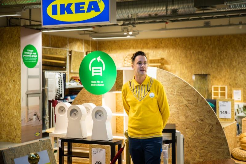 IKEA Second Hand Pop-up Store