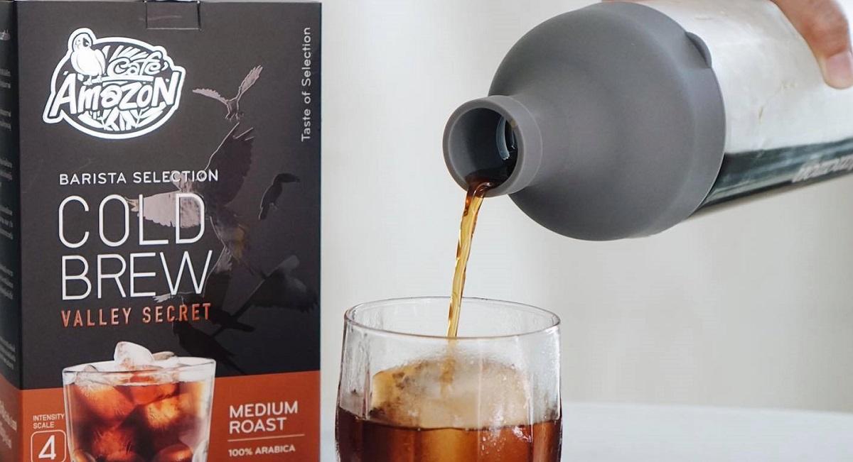 cafe amazon cold brew คาเฟ่ อเมซอน