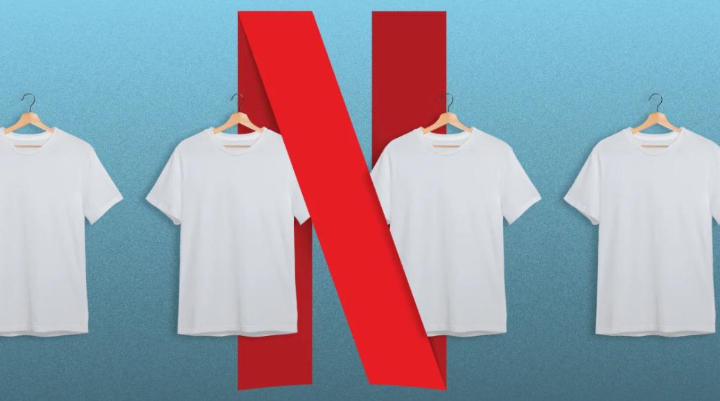 netflix shop ecommerce