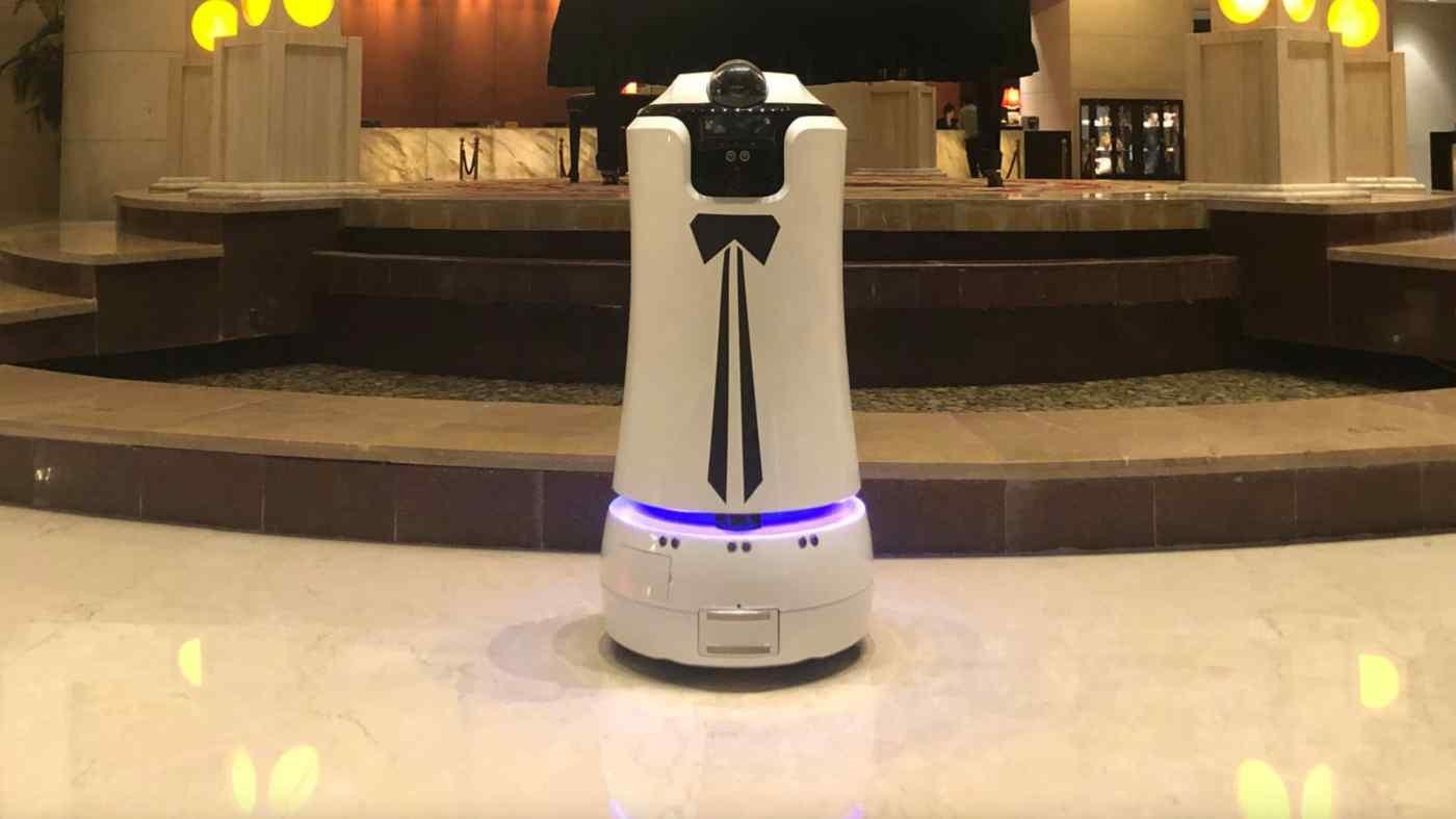 robot china Shanghai Jingwu1