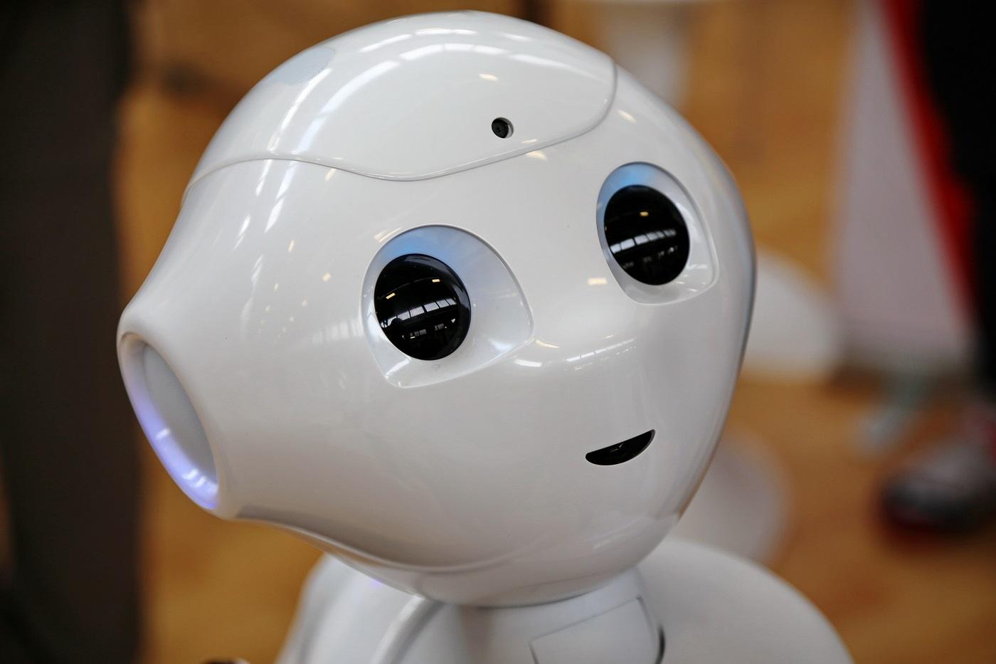 shutterstock_pepper robot softbank