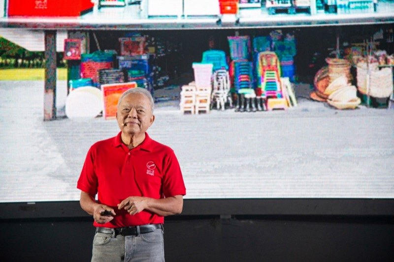Mr. Sathien Setthasit, Chairman of TD Tawandang, TOOKDEE retail store