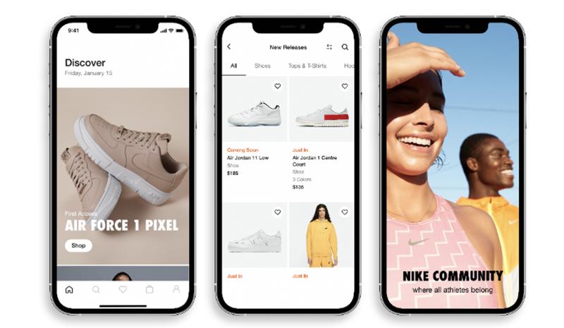 Nike Application