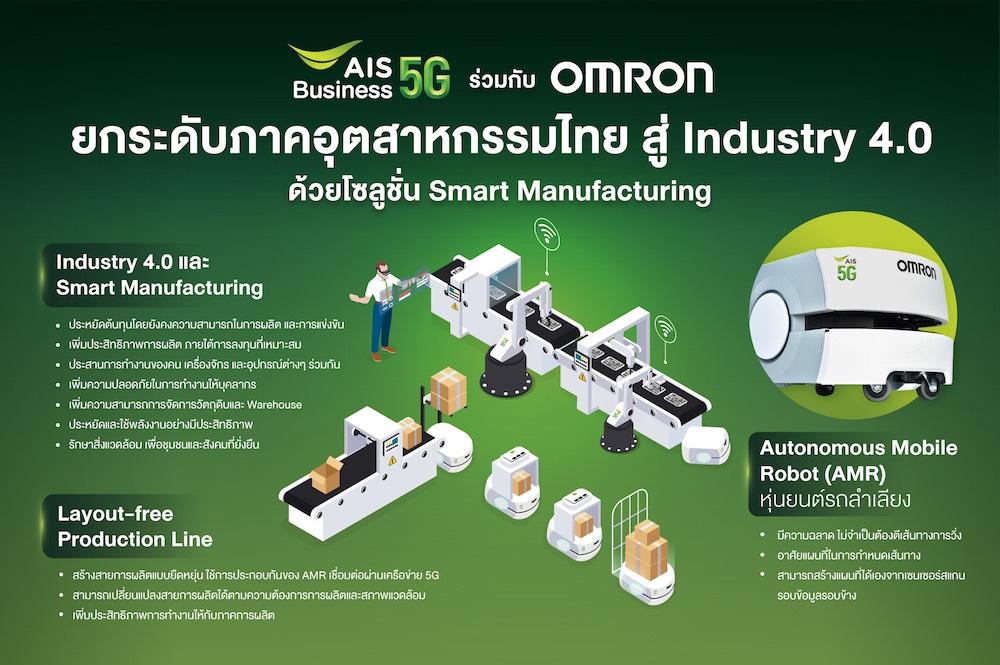 ais omron smart factory