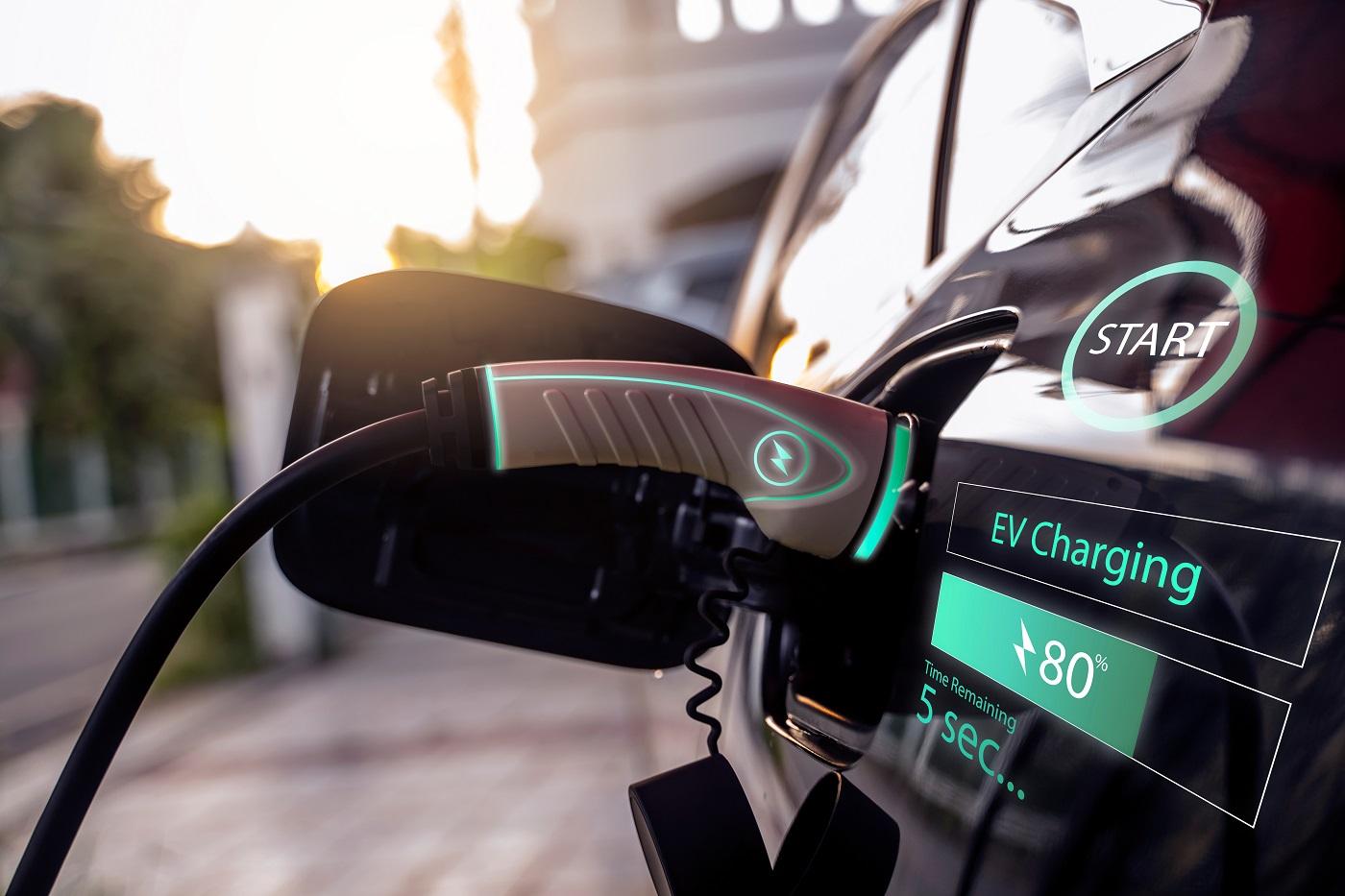 shutterstock_ev charging