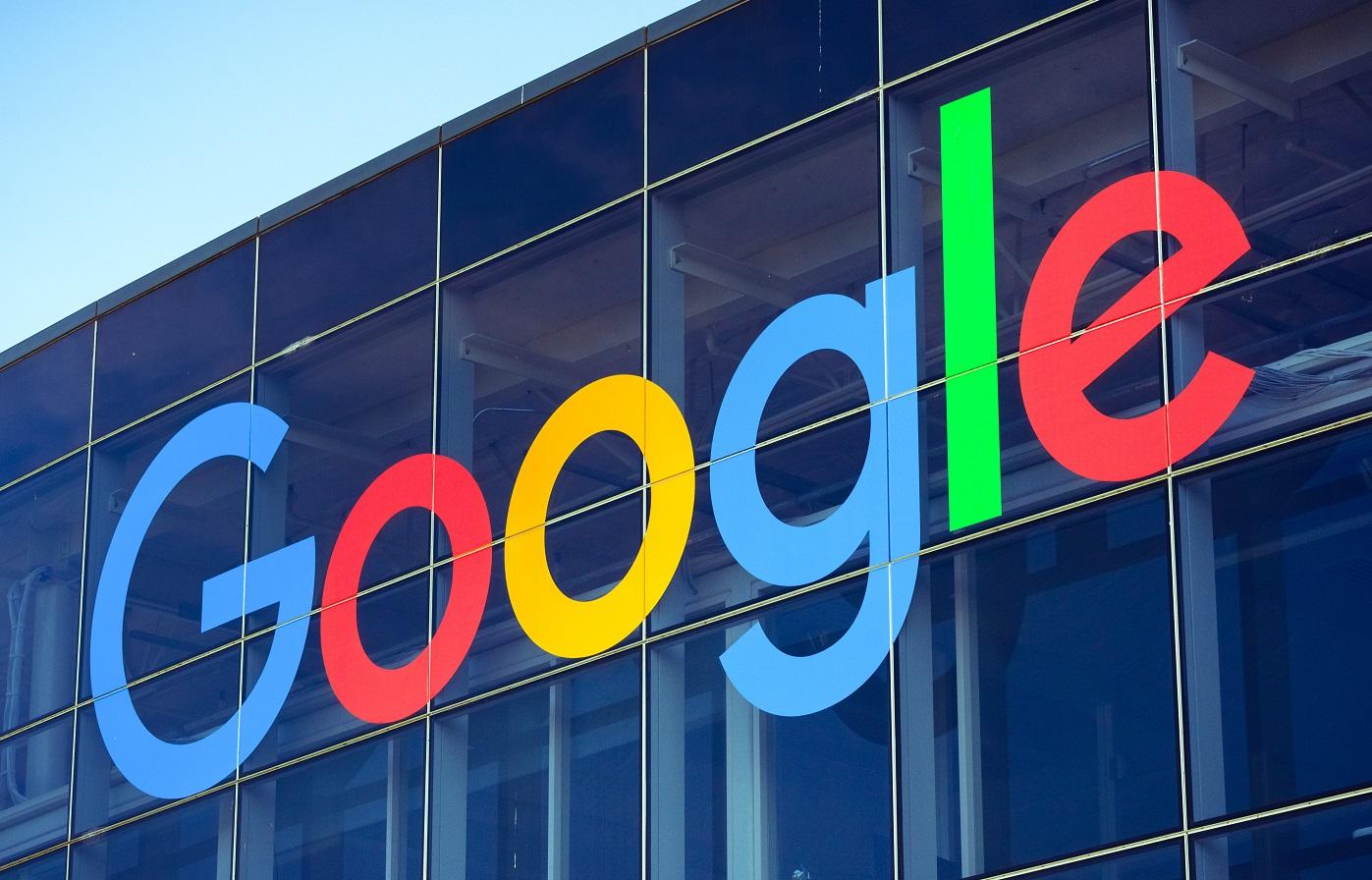 shutterstock_google logo office