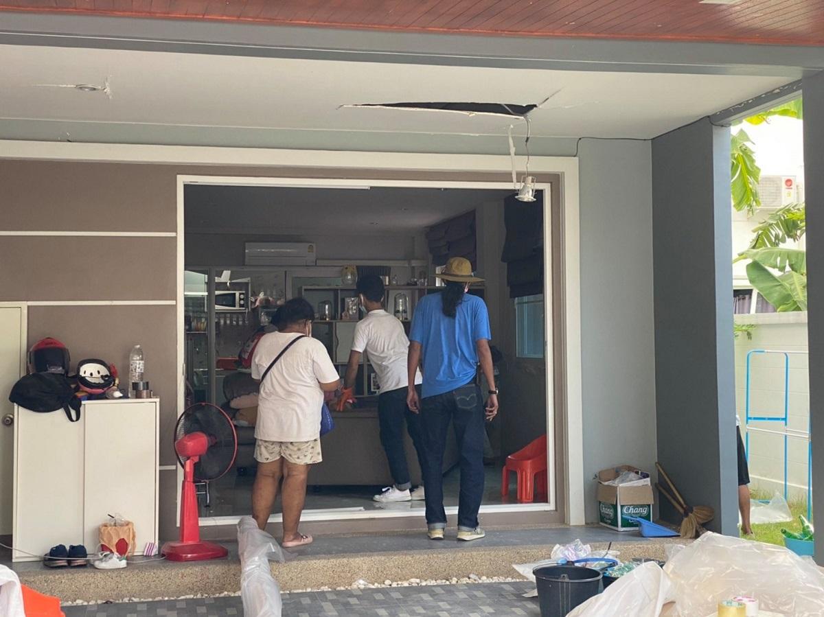 supalai ศุภาลัย ซ่อมบ้านบางพลี