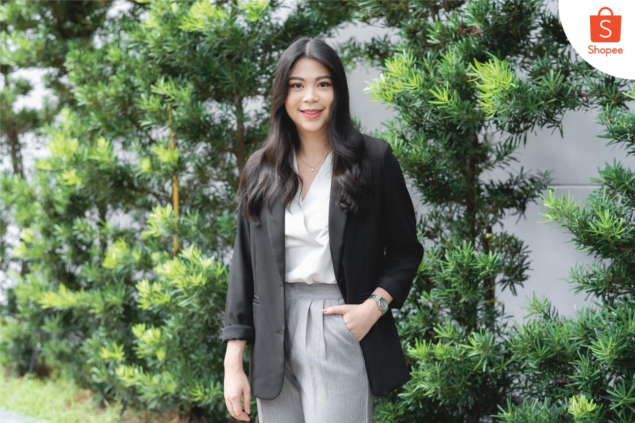 คุณสุชญา ปาลีวงศ์ ผู้จัดการอาวุโสฝ่ายการตลาด ช้อปปี้ ประเทศไทย